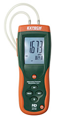 Extech HD700 digital manometer