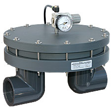 High Flow Vacuum Regulator