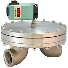 Electronic Vacuum Regulating Valve