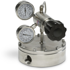 GS Series Back Pressure Regulator