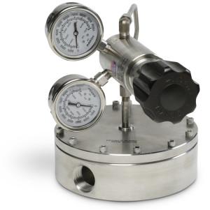 definition of back pressure regulator equilibar precision pressure