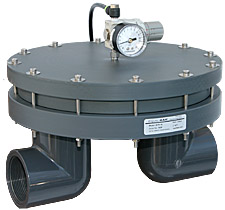 Vacuum Regulators and Control Valves for High Flow